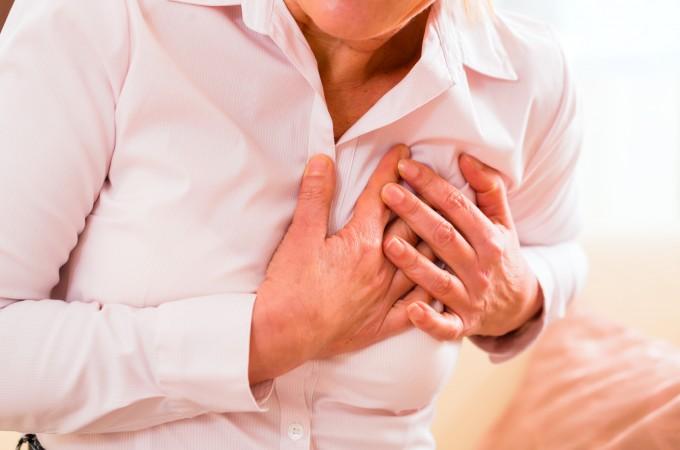 Nuo širdies infarkto galima pabėgti