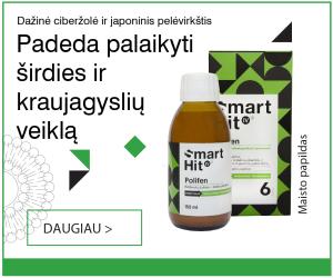 SmartHit IV® Polifen 150 ml pagalba širdžiai